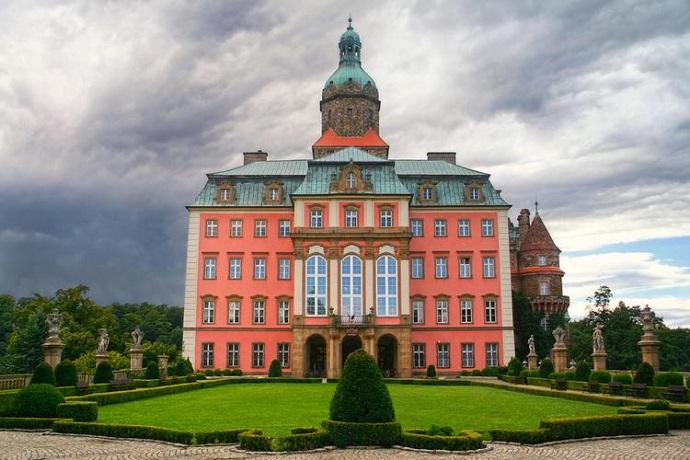 Miejsca, które trzeba odwiedzić 2016 - Zamek Książ