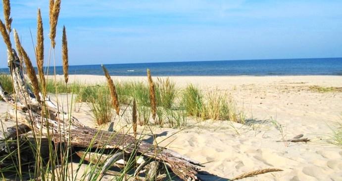 Polskie plaże bez tłoku - Stilo