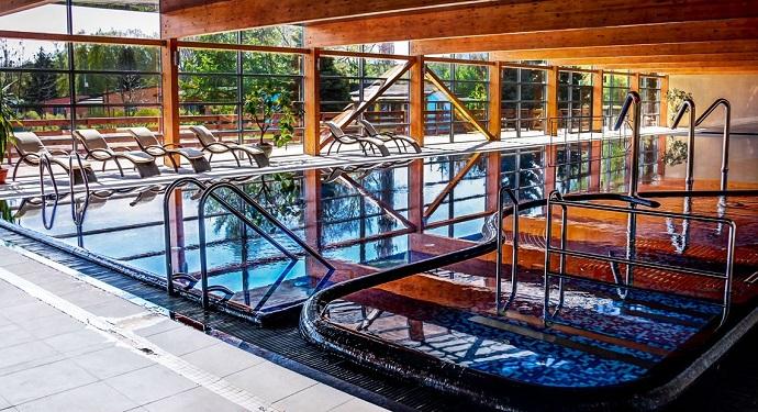 Hotelowe SPA - Doris SPA & Wellness