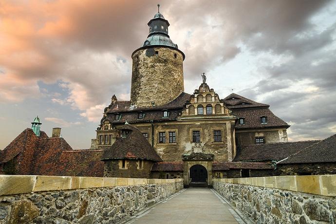 Nawiedzone miejsca w Polsce - Zamek Czocha