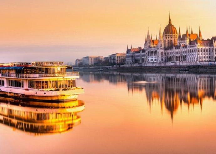 Jesienny urlop - Węgry