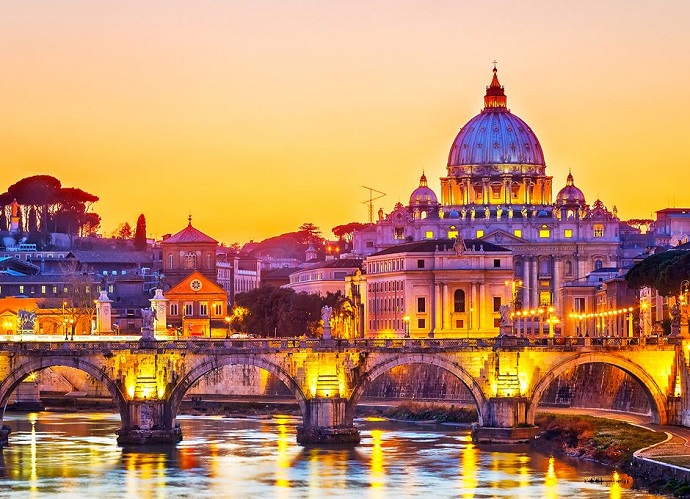 Jesieny urlop - Włochy