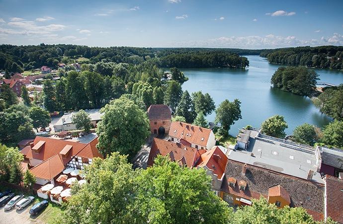 Najpiękniejsze miasta i miasteczka w Polsce - Łagów
