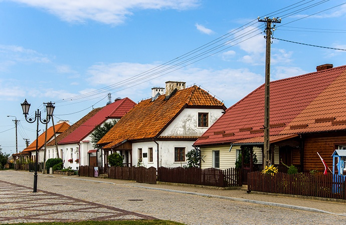 Najpiękniejsze miasta i miasteczka w Polsce - Tykocin