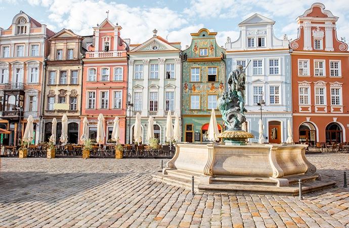 Atrakcje dla dzieci w Polsce - Poznań