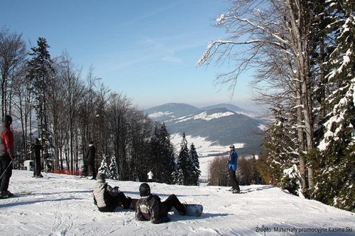 Najlepsze ośrodki narciarskie w Polsce - Śnieżnica