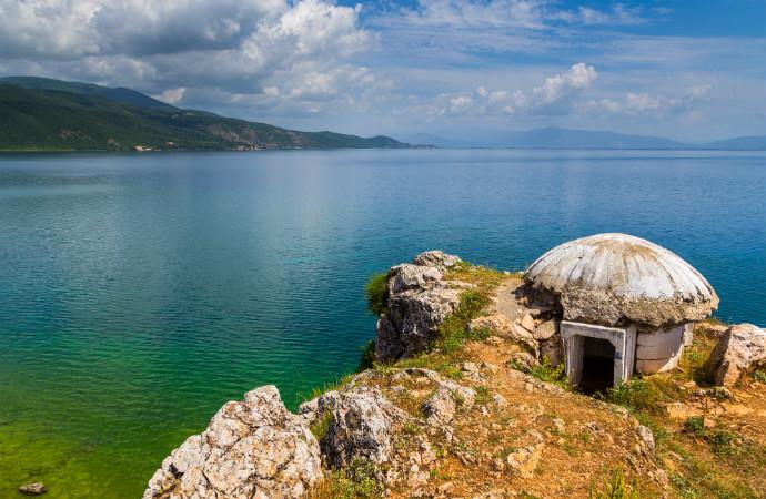 Najpiękniejsze bunkry Albanii