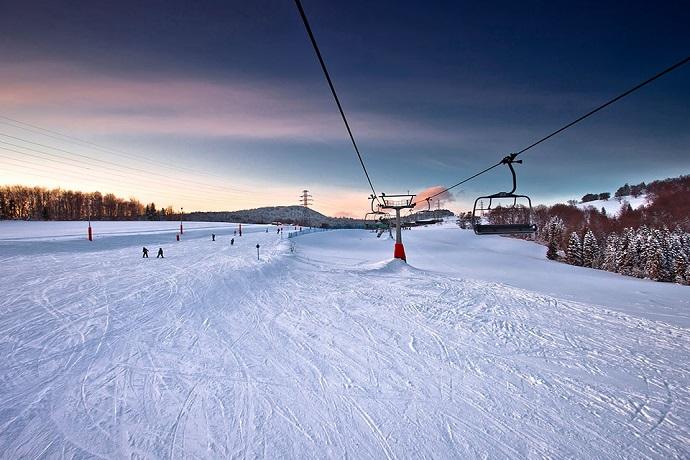 Najlepsze ośrodki narciarskie w Polsce - Muszyna i Wierchomla