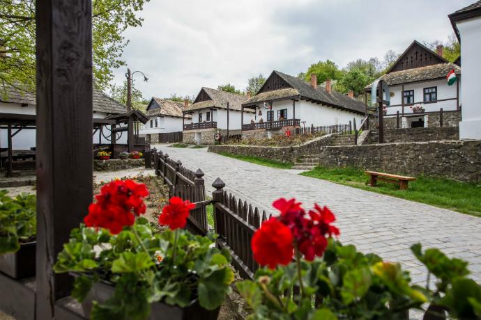 Największe atrakcje Węgier - Holloko