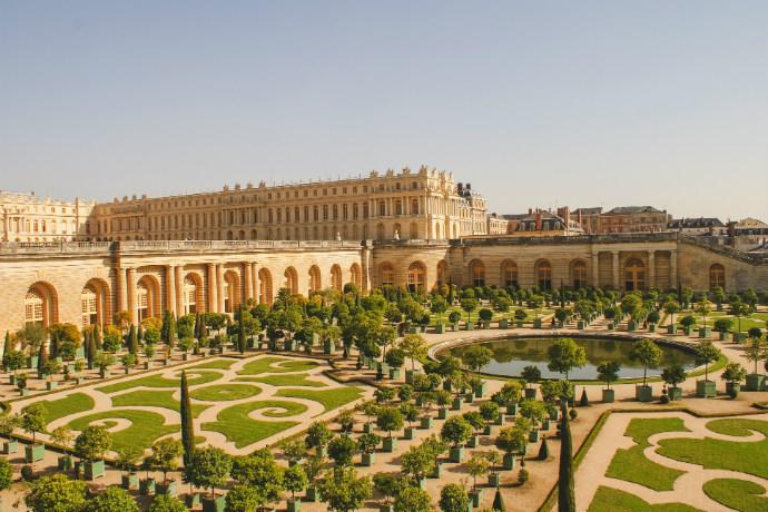 Najpiękniejsze pałace w Europie - Wersal