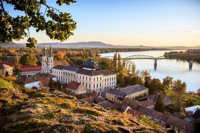 Największe atrakcje Węgier - Esztergom