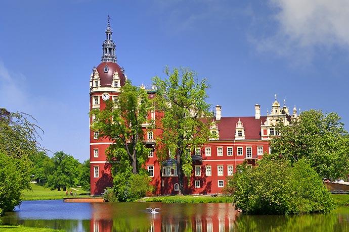 Najpiękniejsze ogrody pałacowe w Polsce - Park Mużakowski
