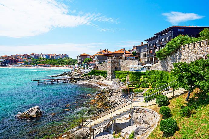 Najpiękniejsze miejsca Bułgarii - Sozopol