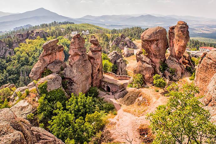 Najpiękniejsze miejsca Bułgarii - Bełogradczik