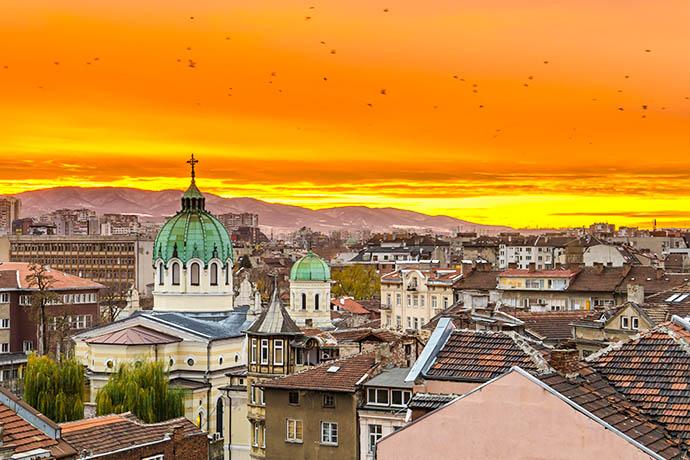 Najpiękniejsze miejsca Bułgarii - Sofia
