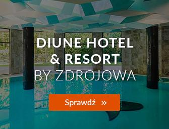 Kołobrzeg - Diune Hotel & resort by Zdrojowa