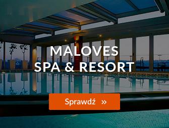 Władysławowo - Maloves Spa & Resort