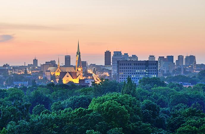 20 wakacyjnych fiest - Transatlantyk Łódź
