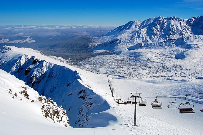 Ranking ośrodków narciarskich 2019 - Kasprowy Wierch