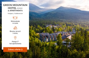 Green Mountain Hotel **** & Apartments