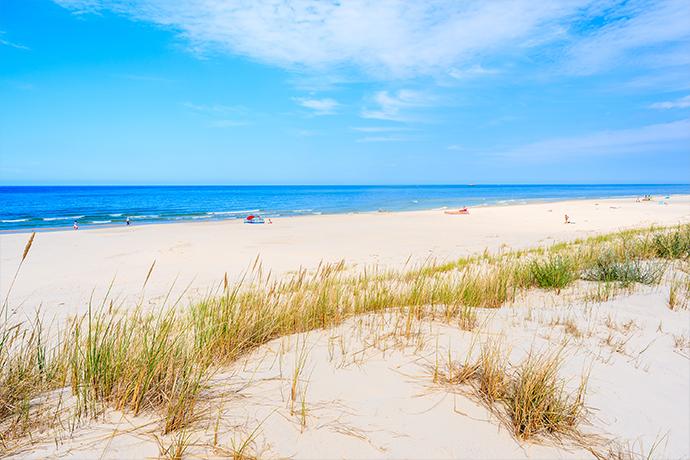 Dzikie plaże nad Bałtykiem - Magazyn Travelist