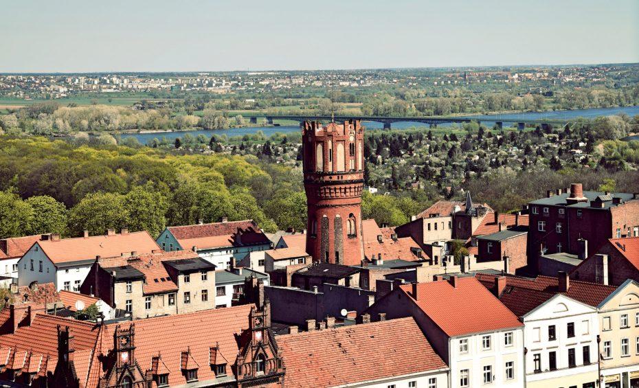 Najpiękniejsze miasteczka w Polsce - Chełmno