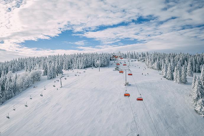 Narciarski TOP Travelista - Zieleniec Ski Arena