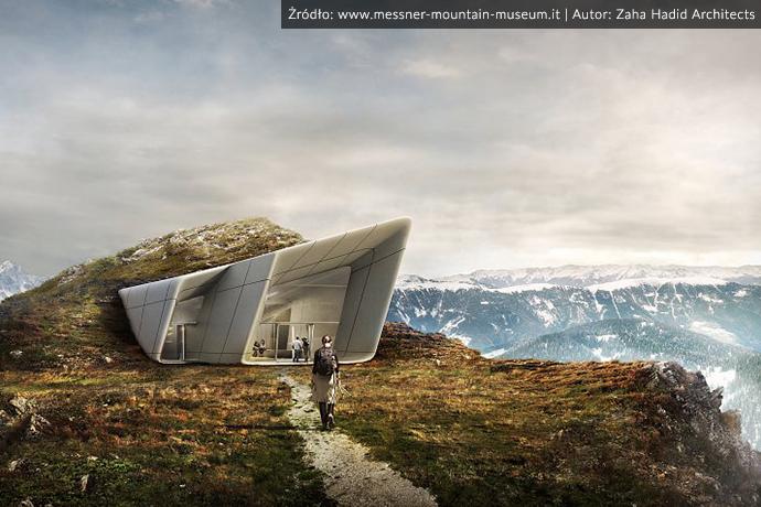 Włoskie Alpy - Messner Museum