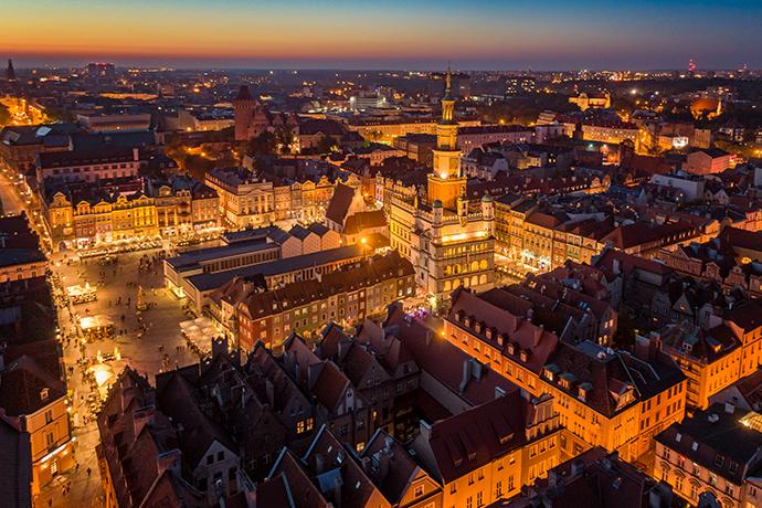 Gdzie na imprezę? Poznań