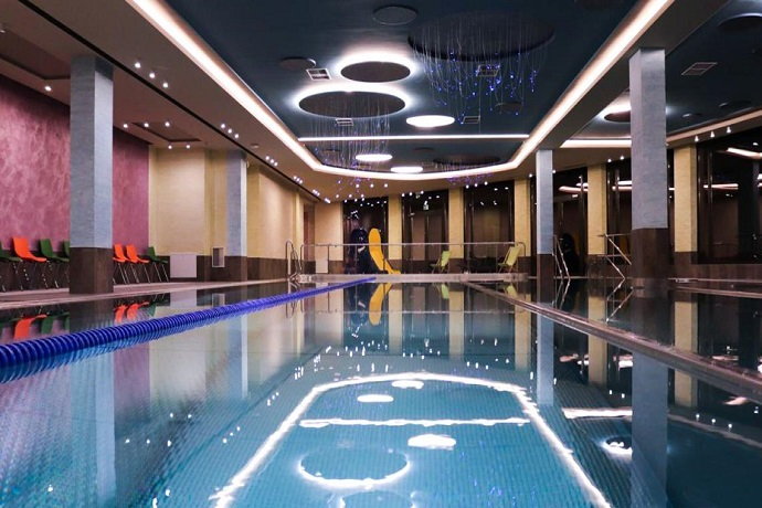 Najlepsze baseny hotelowe - Terma Słowacki Resort Medical Spa