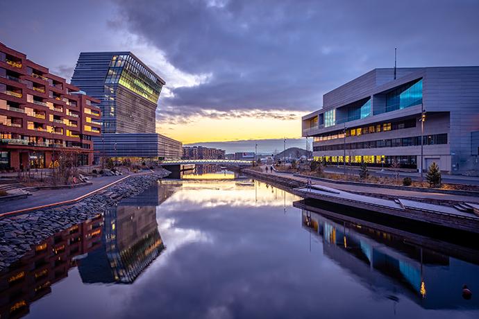 Wirtualna wizyta w muzeum - Muzeum Muncha, Oslo