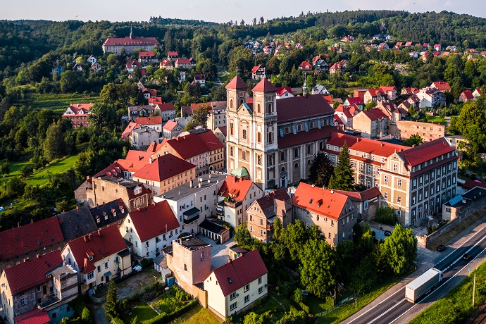 Poznaj Polskę z Travelist: Ziemia Kłodzka - Bardo