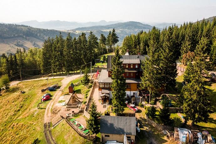 Poznaj Polskę z Travelist: Góry Sowie - schronisko Orzeł
