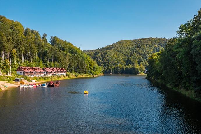 Poznaj Polske z Travelist: Góry Sowie - Jezioro Bystrzyckie