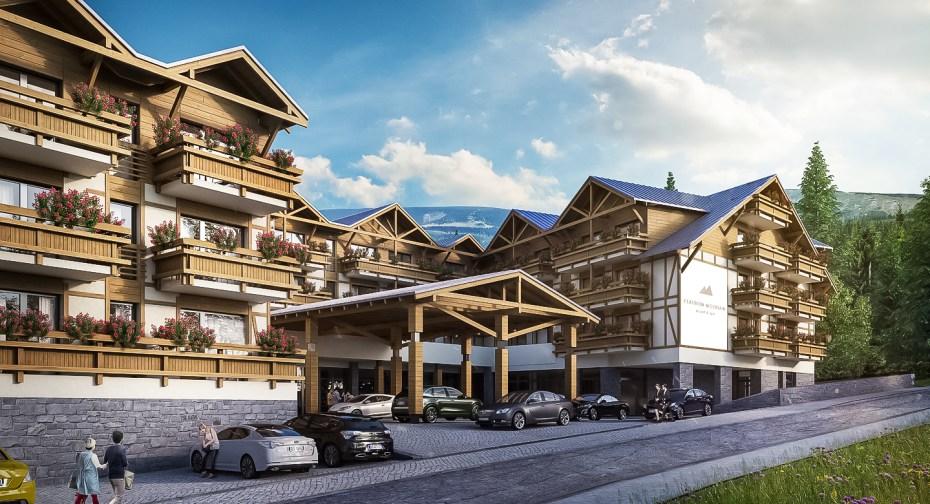 Platinum Mountain Hotel & SPA *****