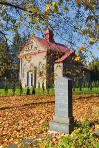 Dawny dom przedpogrzebowy na cmentarzu w Czeskim Cieszynie.
