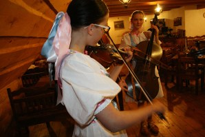 Terchovská muzika, fot. Paweł Wroński