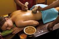 Leczniczy masaż ajurwedyjski