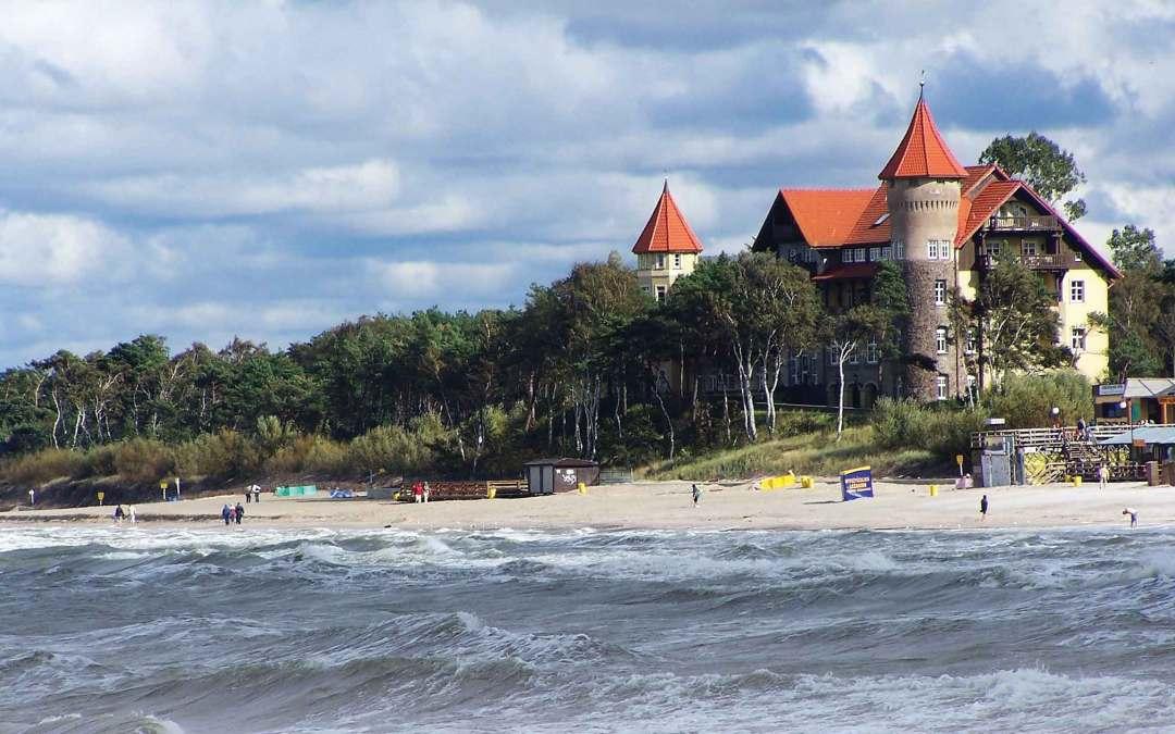 Polska z Polonusem: Warszawa–Łeba