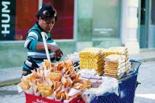 Nieprzyzwoicie pyszne słodycze sprzedawane na ulicy