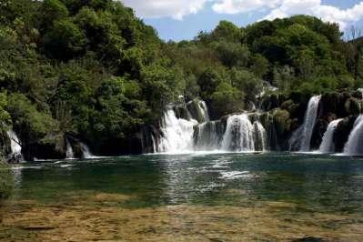 Wodospady Rzeki Krki, Skradinski Buk