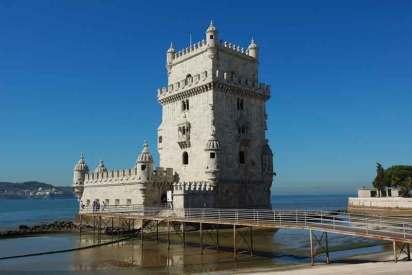 Wieża Balem, wizytówka Lizbony