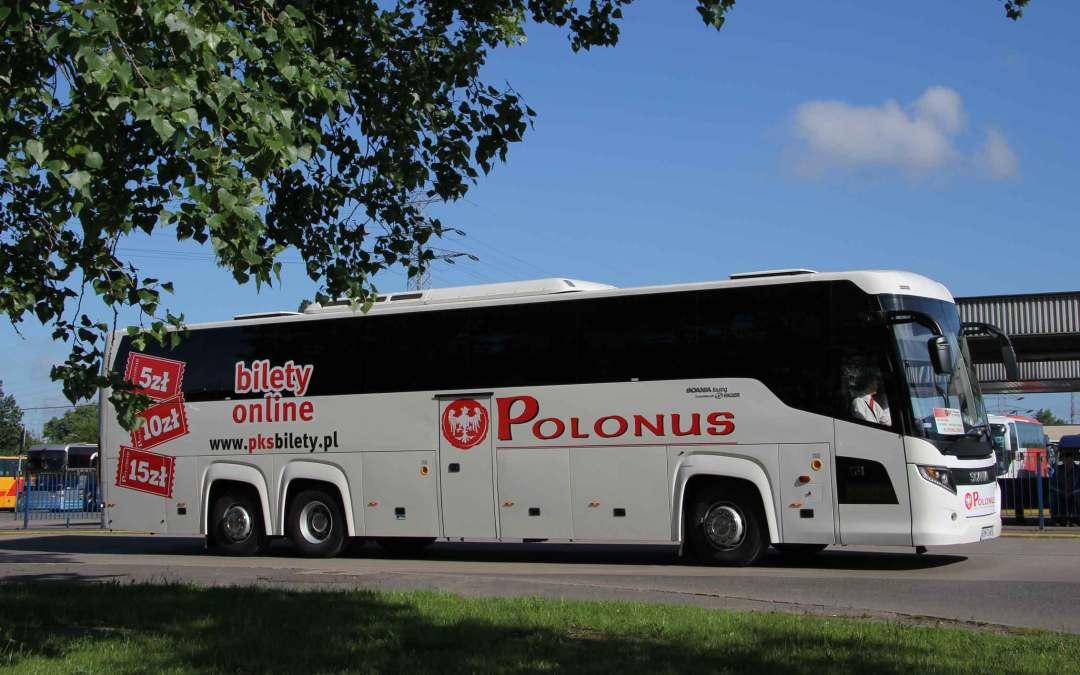 Nowe autokary PKS Polonus