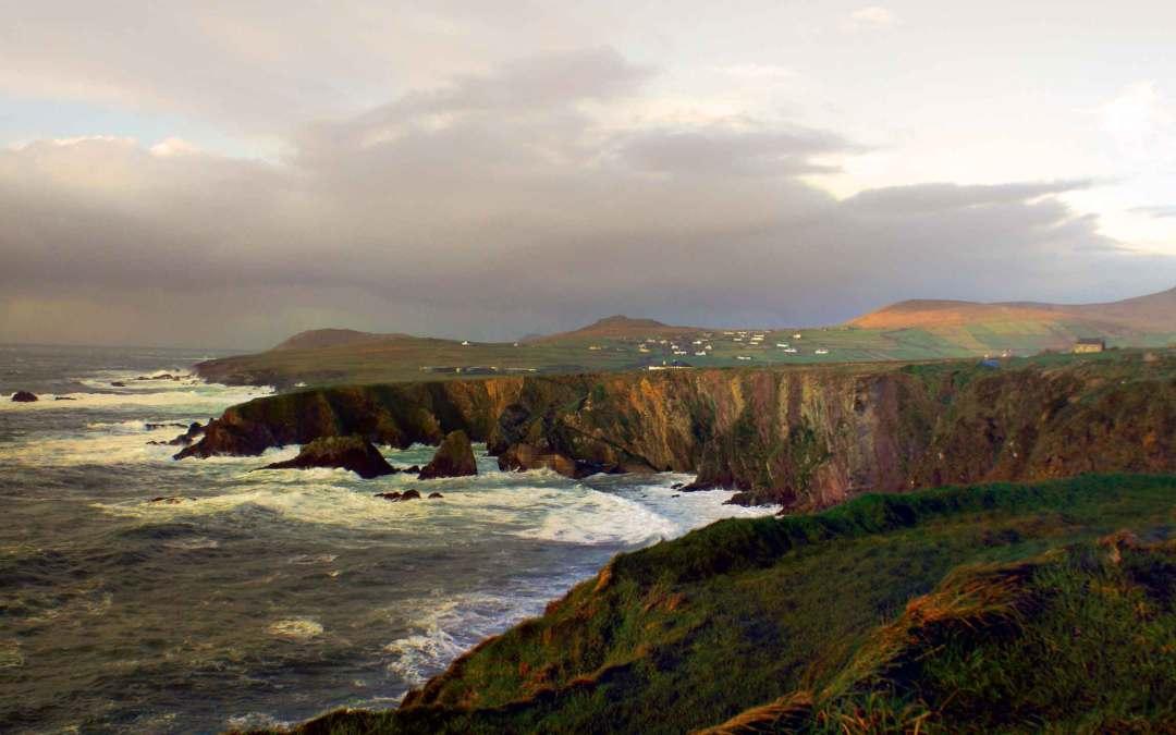 Irlandia – Dingle, półwysep skarbów