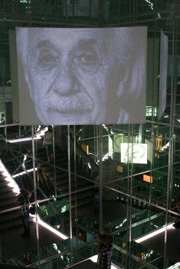 Einstein Museum w Bernie; fot. Paweł Wroński