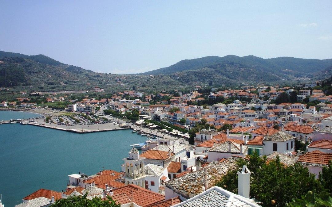 Grecja – festiwal tańca na Skopelos