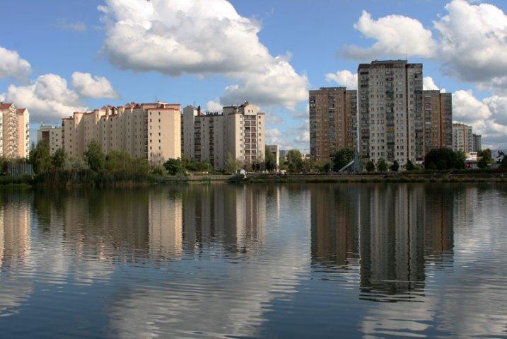 Warszawa, Park Nad Balatonem, fot. Paweł Wroński