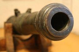 Miniatura działa jakie w okresie wojen wykonywano w ludwisarni, fot. Paweł Wroński