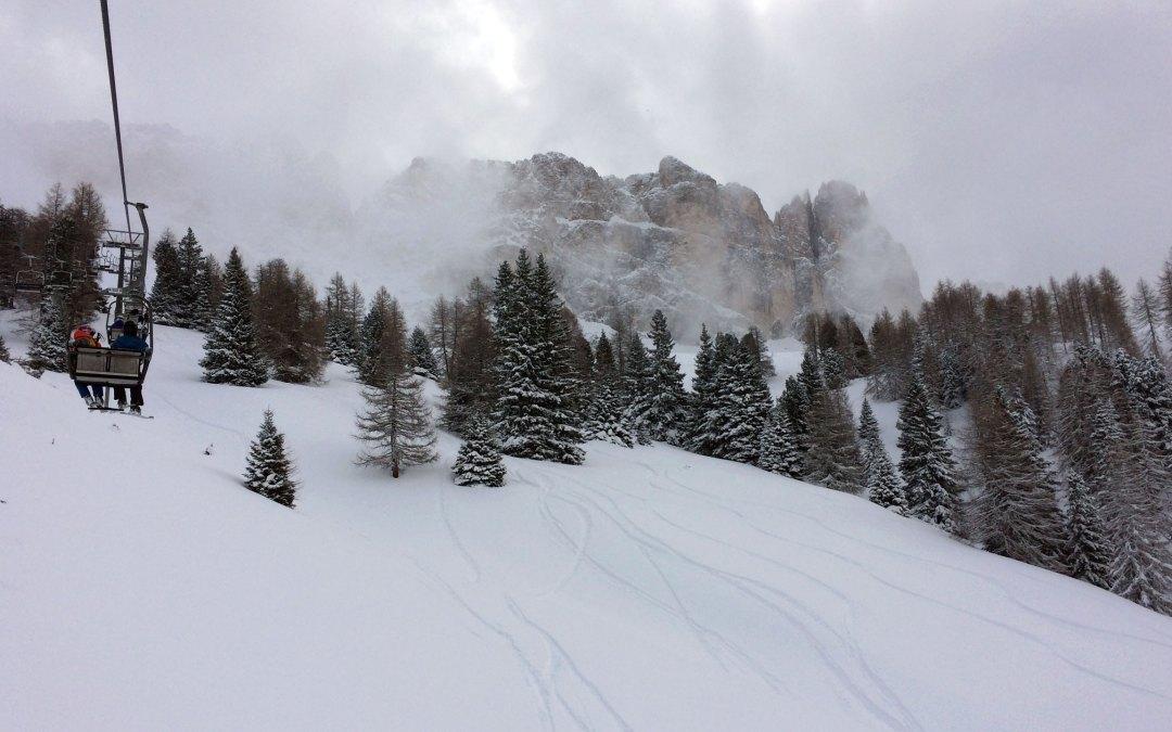 Ski-performance check z Dolomiti Superski