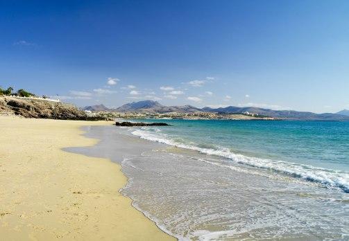 Playa del hotel (Costa Calma)